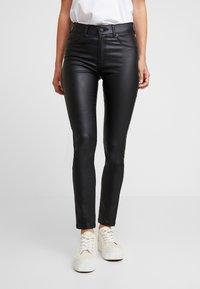 Dr.Denim Petite - PLENTY - Jeans Skinny Fit - black metal - 0