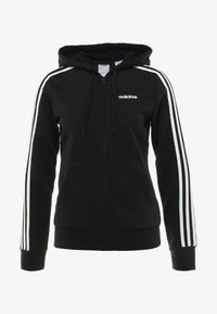 adidas Performance - Sweatjacke - black/white - 5