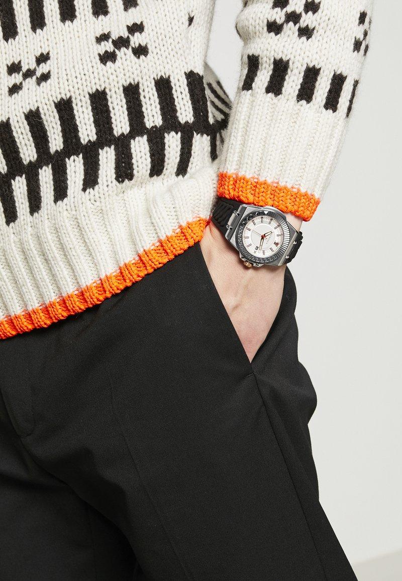 Versace Watches - CHAIN REACTION - Zegarek - grey