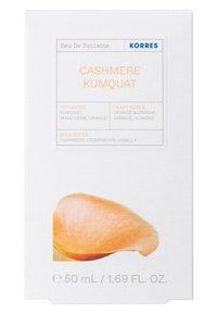 Korres - CASHMERE KUMQUAT EDT FOR HER - Woda toaletowa - - - 1