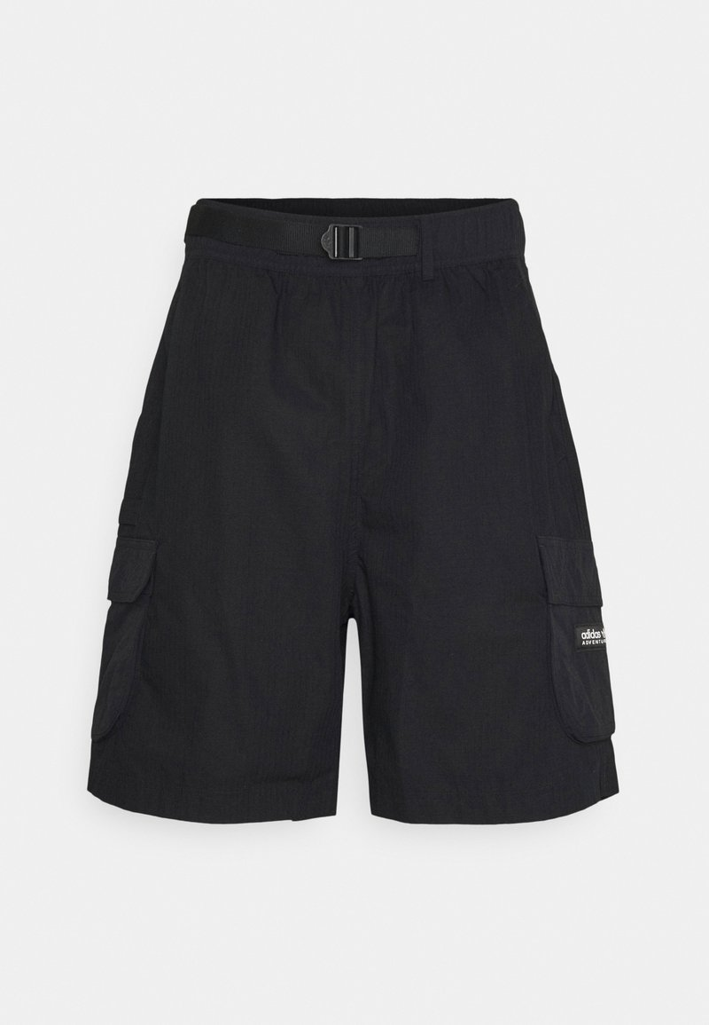 adidas Originals - CARGO - Shorts - black