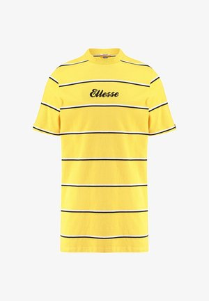 CONTE - T-shirt print - yellow