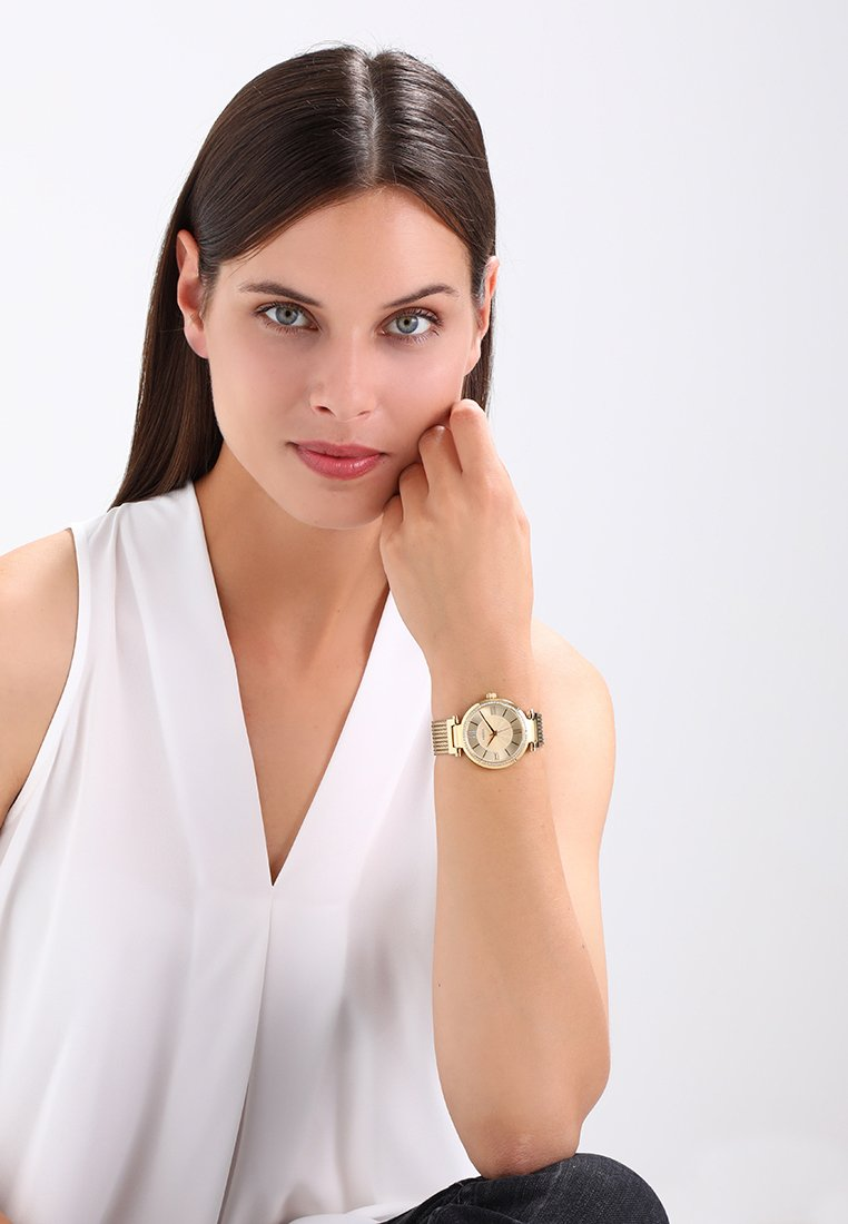 Guess - LADIES  - Watch - gold-coloured