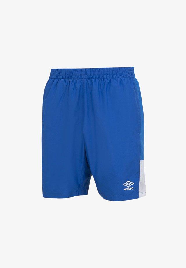 TEAMSPORT  TRAINING  - Sports shorts - blauweiss