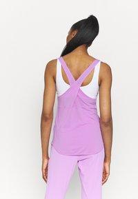 Nike Performance - BREATHE TANK COOL - Top - fuchsia glow - 2