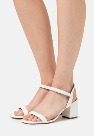 ELERANG - Sandals - white