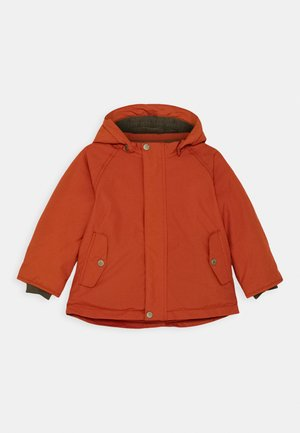WALLY JACKET UNISEX - Winter jacket - rooibos tea orange