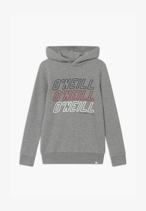 ALL YEAR HOODIE - Jersey con capucha - grey