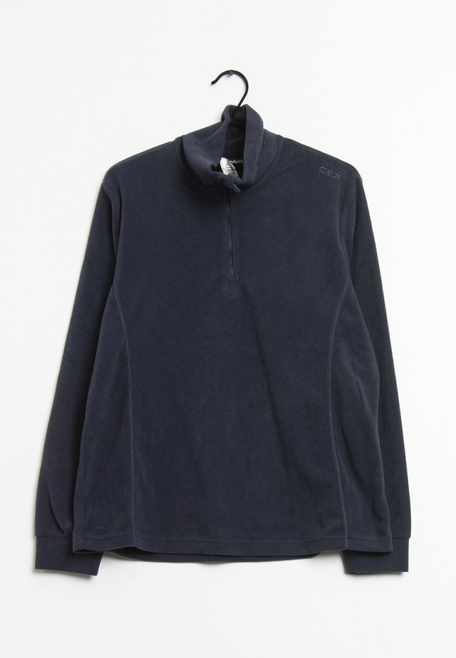 Fleece trui - blue