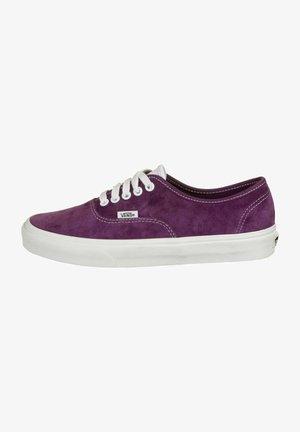 AUTHENTIC UNISEX  - Sneakersy niskie - lila