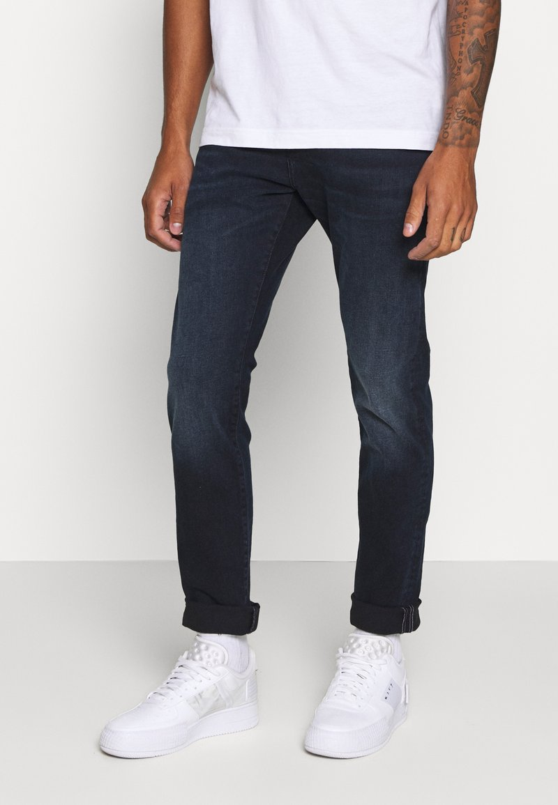 Scotch & Soda - SHOOTING STAR - Slim fit jeans - dark blue denim