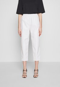 Pinko - SADIE PANTALONE - Kalhoty - off white - 0