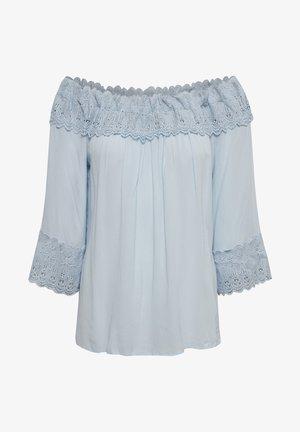 BEA BLOUSE - Blouse - cashmere blue