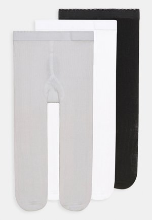 BABY 2 PACK - Tights - white