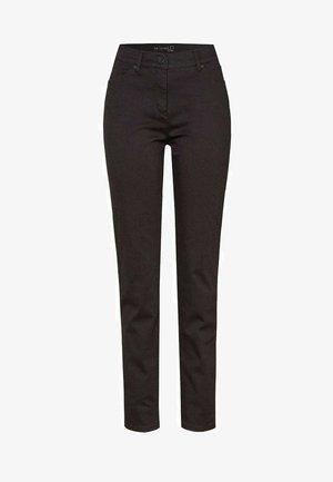 BELOVED CS - Slim fit jeans - brown