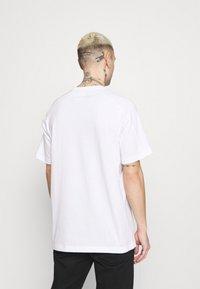 adidas Originals - ARCHIVE - T-shirt med print - white - 2