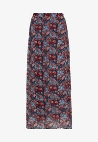 VMDIRIS ANCLE SKIRT  - Maxi skirt - goji berry