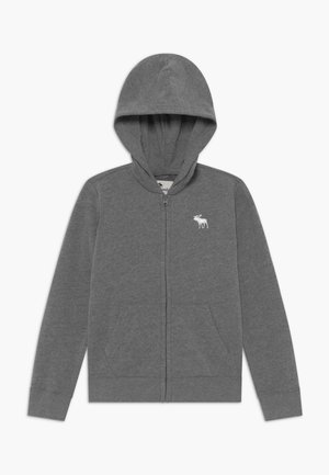 ICON  - veste en sweat zippée - grey