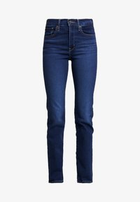 724™ HIGH RISE STRAIGHT - Straight leg jeans - london bridge
