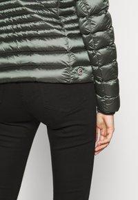 Colmar Originals - LADIES JACKET - Down jacket - matcha dark steel - 5