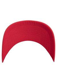 Flexfit - Cap - red - 6