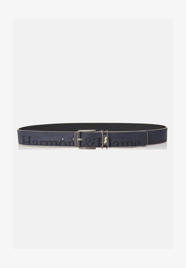 Cintura - blu scuro