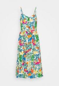 Mavi - BUTTON DRESS - Day dress - britany blue fun - 4