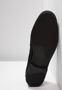 Topman - PRINCE LOAFER - Mocassini eleganti - black - 4