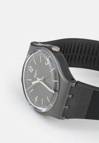 Swatch - BLACKERALDA - Horloge - black - 3