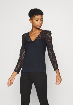 TEMALA - Long sleeved top - marine