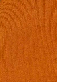 JDY - JDYSABINA DRESS - Jumper dress - leather brown - 2