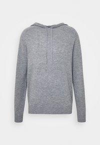 NAKKNE - Hoodie - med grey mel