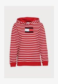 SUMMER FLAG - Sweatshirt - classic brenton/primary red