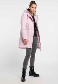 myMo - Winter coat - powder pink - 1