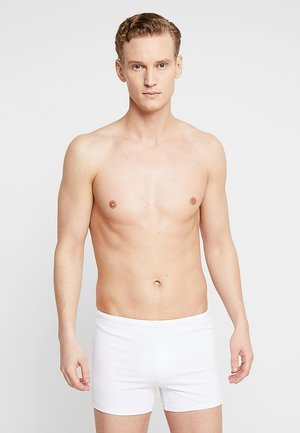 TRUNK - Swimming trunks - white