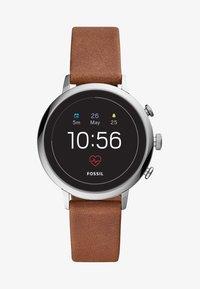 Fossil Smartwatches - Q VENTURE - Watch - braun/schwarz - 1