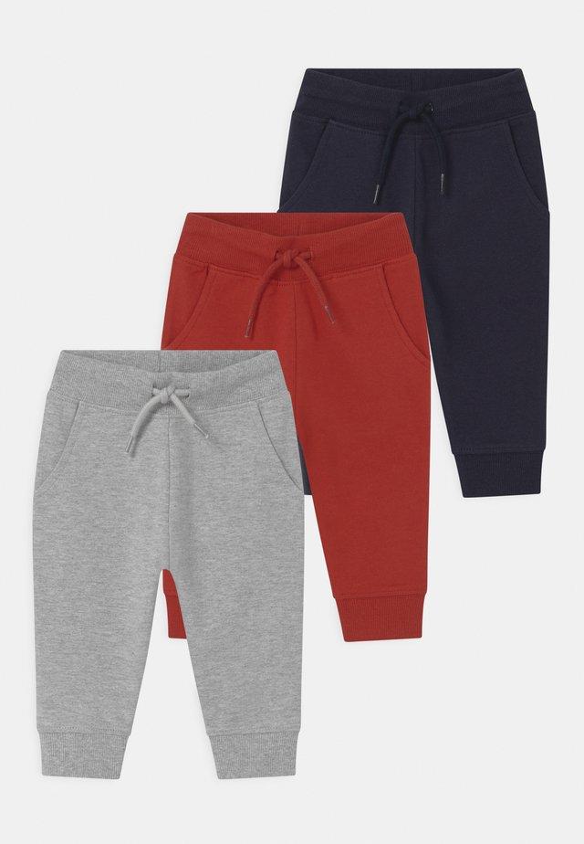 3 PACK UNISEX - Kalhoty - multi-coloured