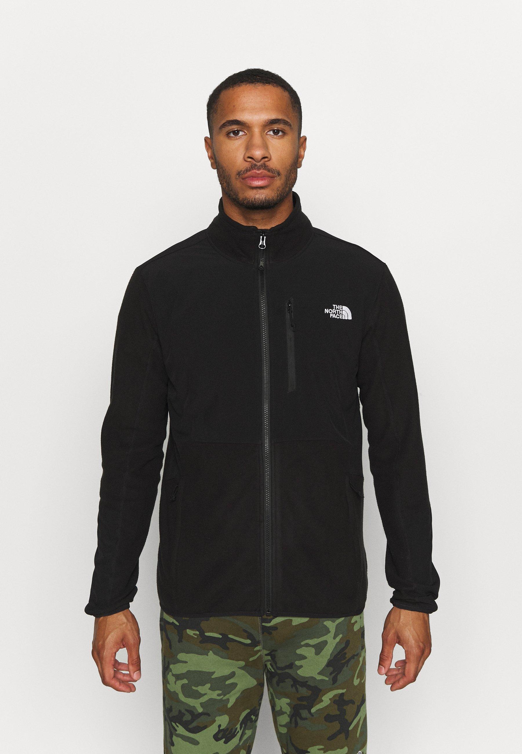 Men GLACIER PRO FULL ZIP - Fleece jacket