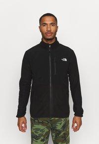 The North Face - GLACIER PRO FULL ZIP - Fleece jacket - black - 0