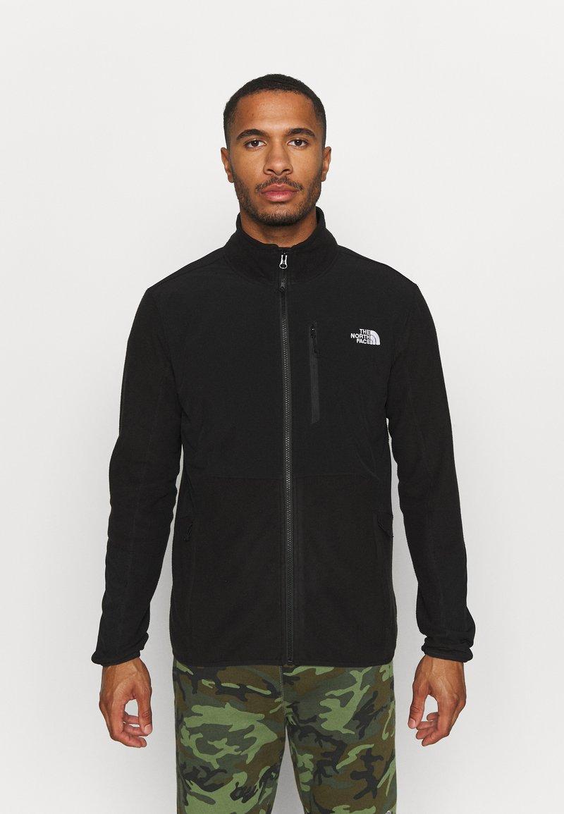 The North Face - GLACIER PRO FULL ZIP - Fleece jacket - black
