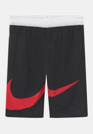 BASKETBALL - Sports shorts - black/white