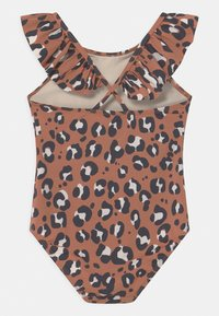 Lindex - LEO FACE - Swimsuit - light brown - 1