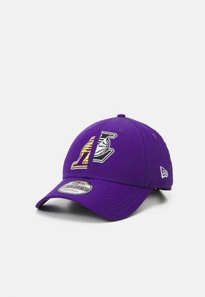 HALF HALF 9FORTY UNISEX - Kšiltovka - purple