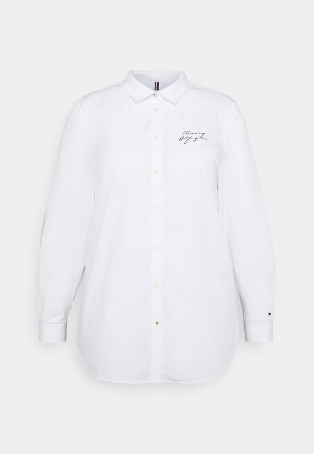 REGULAR SHIRT - Camicetta - optic white