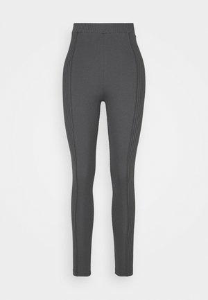 MIX IT UP - Leggings - Trousers - offblack