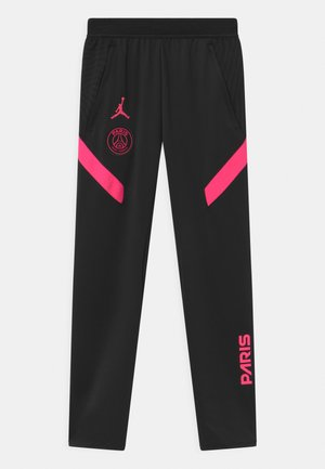 PARIS ST GERMAIN UNISEX - Article de supporter - black/hyper pink
