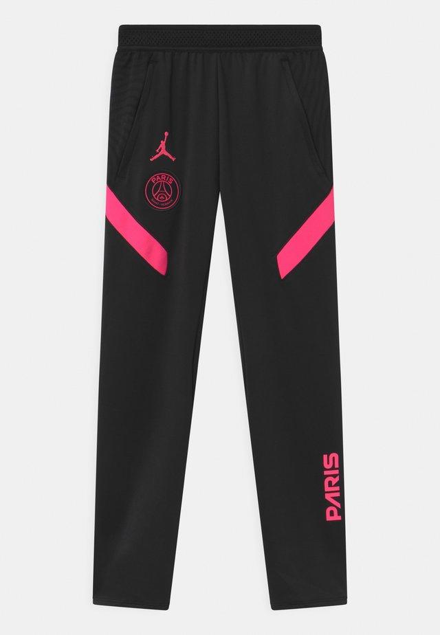 PARIS ST GERMAIN UNISEX - Club wear - black/hyper pink