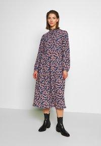 ONLY - ONLALLY  DRESS - Day dress - palace blue/rose smoke - 1