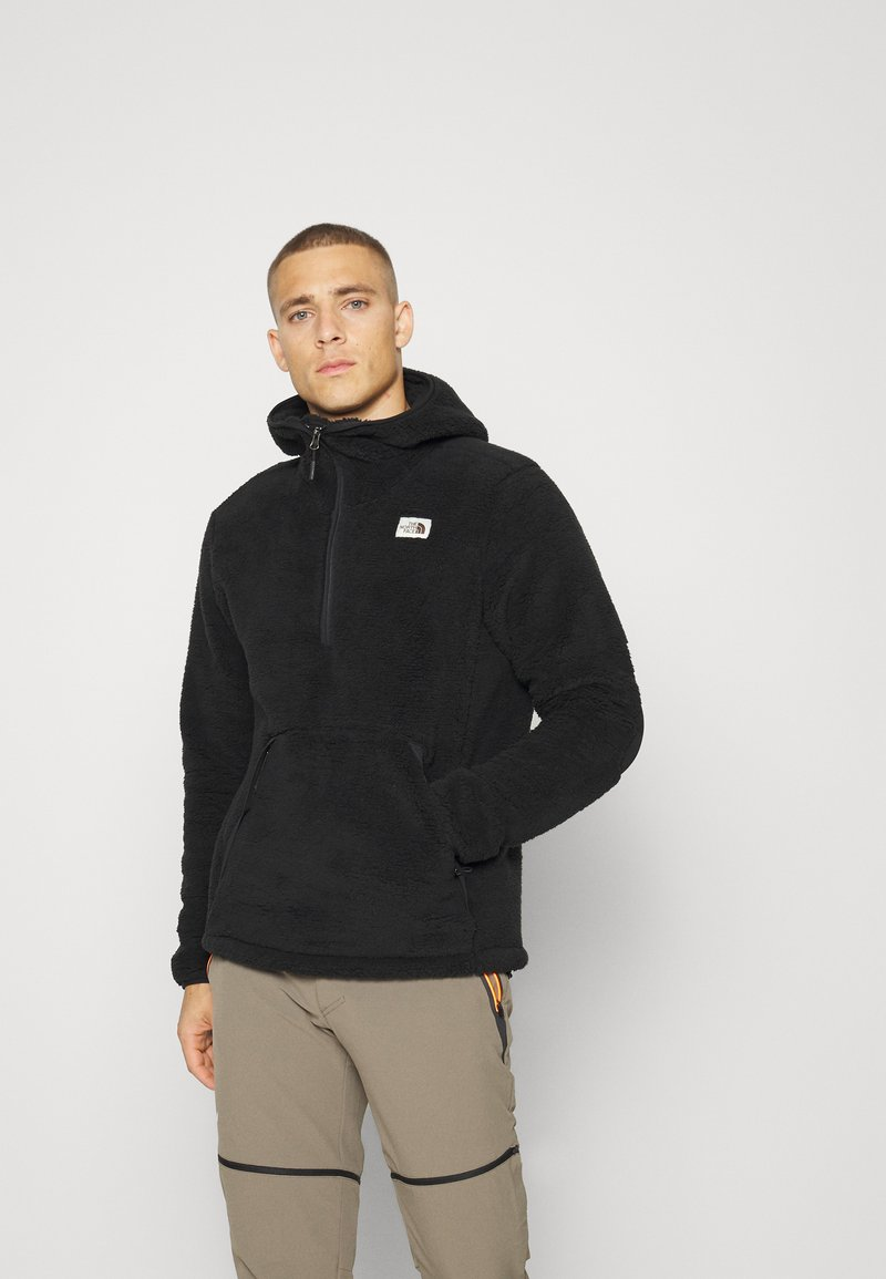 The North Face - CAMPSHIRE HOODIE - Hoodie - black