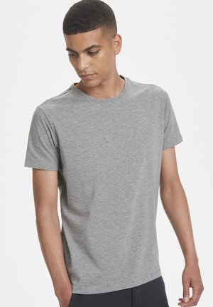 JERMALINK - Basic T-shirt - grey